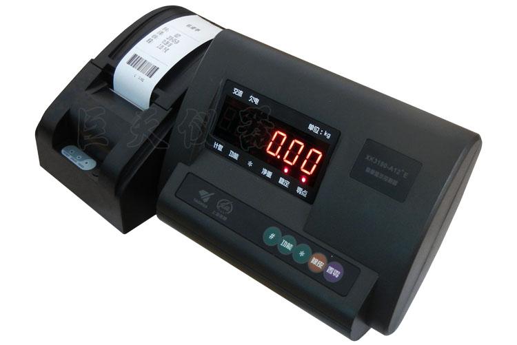 电子秤显示仪表功能详细讲解