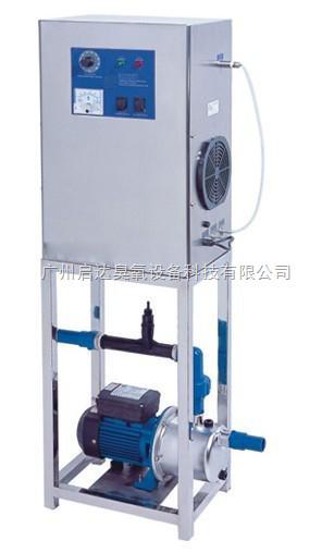 qd-d35a 高浓度臭氧水机 臭氧发生器厂家