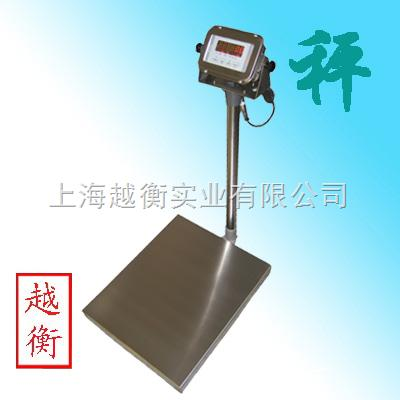 300X400mm电子台秤,上海不锈钢台秤,75kg不锈钢落地秤批发