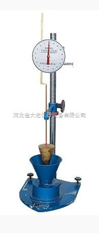 砂浆稠度测定仪