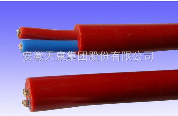 HFG-2*1.5高温硅橡胶电缆