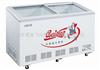 全新白雪SD/C×2-428FA冰柜/海鲜水产品雪糕展示柜/双温双控/双压缩机
