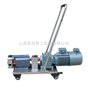 热销容积式移动式转子泵