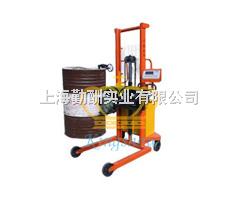 全电动倒桶秤 上海搬运油桶秤2016年新品发布