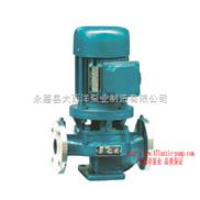 立式管道离心泵,立式单级离心泵,管道式离心泵,ISG型离心泵,
