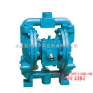 气动隔膜泵,QBY型微型隔膜泵,铸铁气动隔膜泵,小型隔膜泵