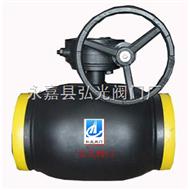 Q361F-DN300全焊接球阀厂家,燃气焊接球阀