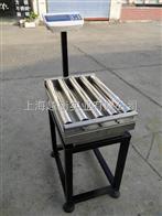 TCS100kg带滚筒的电子磅,上海滚筒秤那里好