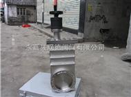 CC型-超高真空插板阀,CC型手动超高真空插板阀