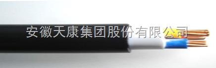 RVVB-2*2.5聚氯乙烯绝缘连接软电缆