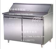 不锈钢冷藏沙拉柜/冰箱/小型冰柜/展示柜/冷柜