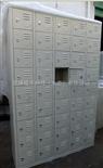 30门手机柜IC考勤卡手机柜,ID考勤卡手机柜,铁质带充电手机柜