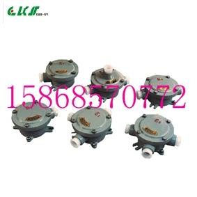 BHD-G3/4C防爆接线盒(圆三通)