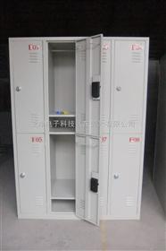 24门手机柜东莞工厂员工储物柜 东莞工厂员工储物柜 铁质加厚型储物柜