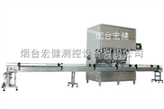 油脂全自動灌裝機流水線|煙臺宏健灌裝機生產廠家