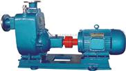 ZW自吸泵|无堵塞污水自吸泵