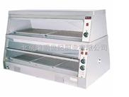 唯利安 WDH-3P-A 双层三盆保湿暖柜 肯德基保温柜 食品保温展示柜