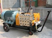 陜西噴砂除銹除漆用高壓水清洗機