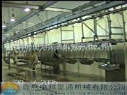 屠宰场设备-羊屠宰设备-悬挂式同步检疫输送机