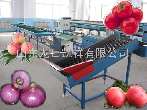 猕猴桃全自动选果机分选机分果机