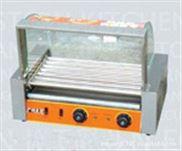 供应辊根香肠机|烤热狗机、烤香肠火腿肠机