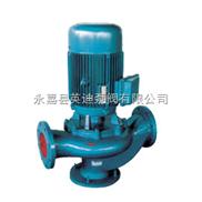 IRG离心式热水循环泵,立式管道热水离心泵,立式离心泵