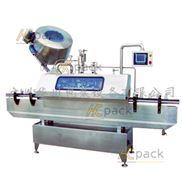 供应 HCXG-250 玻璃瓶全自动真空旋盖机