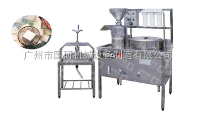 GY-DF-50全自动豆腐机,果蔬彩色豆腐机