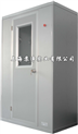 FLB-1A-不銹鋼單人雙吹風淋室現貨供應|風淋室廠家直銷