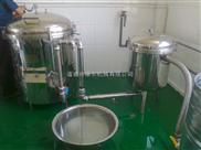 KR-80,100、120(五段式)食用油滤油机,油炸企业食用油过滤机