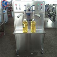 【性能优良、服务完善】厂家供应2头半自动食用油灌装机