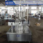 供应全自动瓶装酱油醋灌装机 瓶装果汁饮料灌装机