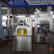 操作簡單 小型2頭花生油灌裝機 大豆油灌裝機(圖)