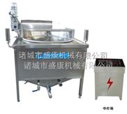 盛康sk系列电加热导热油炉油炸机