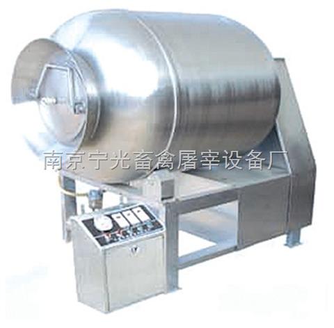 热销GR-600真空滚揉机/变频滚揉机/熟制品加工设备/肉类加工设备