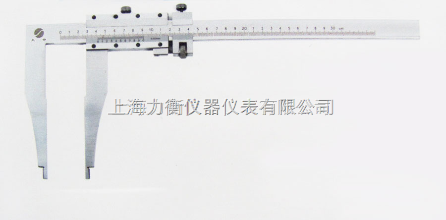 南昌长爪游标卡尺规格600mm*爪长150mm