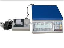 带打印电子桌秤,外接打印机桌秤,桌秤也可配打印机