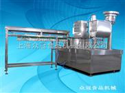 上海众冠防滴漏自立袋灌装机/奶油灌装机