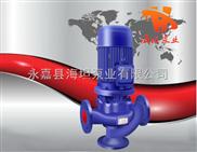 管道泵 排污管道泵 GW型无堵塞污水式管道泵