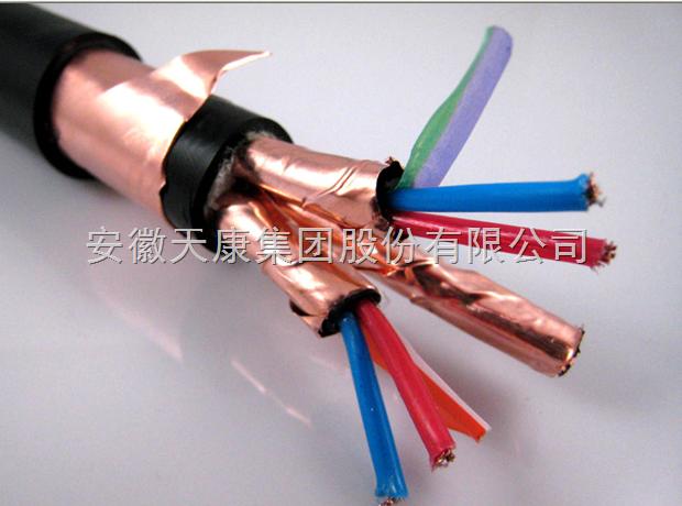 ZR-DJYP2VP2-2*2*1.5铜带屏蔽电缆