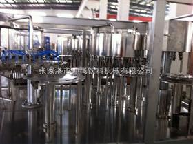 CGF型24-24-8矿泉水灌装机