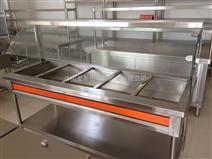 (廠家直銷)商用保溫售飯臺、干凈衛生、清洗方便