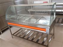 供應愛幫廚優質保溫設備帶罩售飯臺