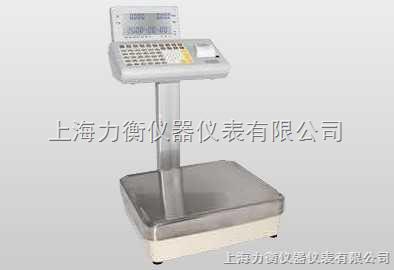 九江不干胶计数打印电子称,标签打印称生产厂家