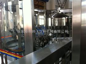 CGF型纯净水灌装机