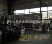 大型豆腐机械设备,正通机械质感好。效率高