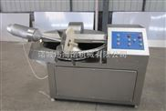 不锈钢材质连续式高效斩拌设备   全自动立式斩拌机