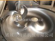 全自动立式斩拌机 不锈钢材质连续式高效斩拌设备