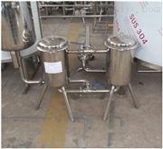 GLQ-3果汁饮料调配设备双联过滤器