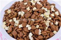 时产500公斤狗粮猫粮加工设备生产线